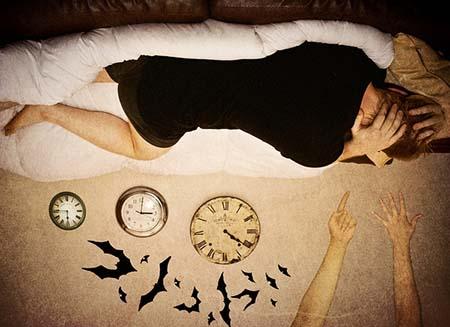 Лишение сна, возможно, препятствует закреплению тревожных воспоминаний